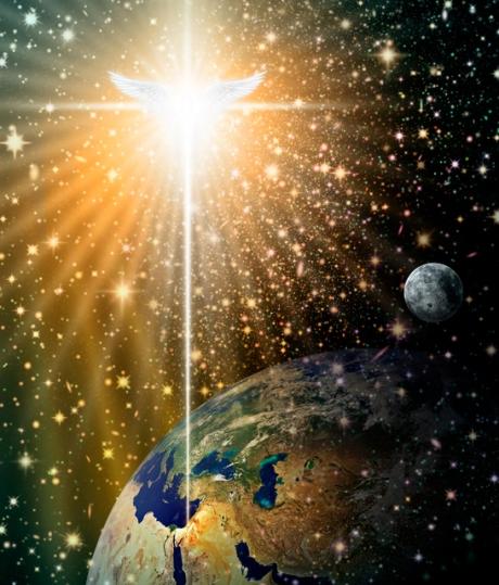Angelic Star over Bethlehem